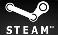 steam логотип